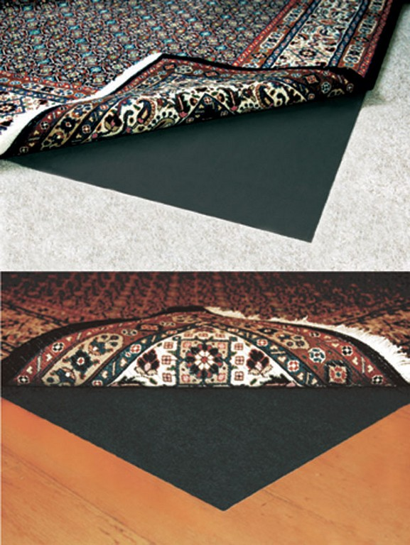 Stop Area Rug From Sliding On Carpet Home Decor