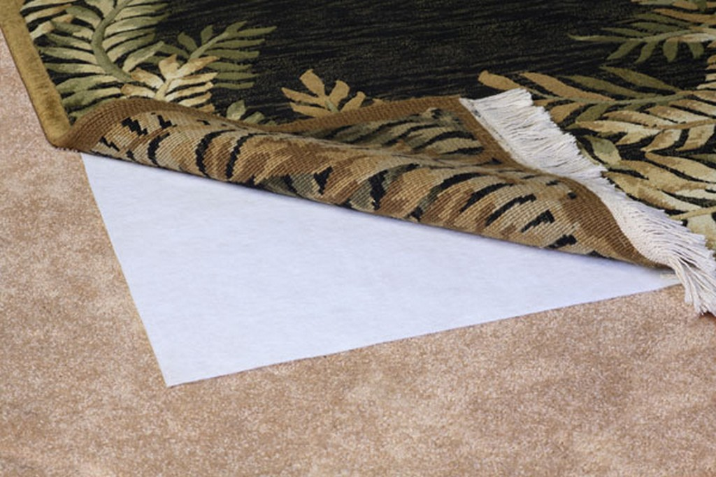Dry Adhesive Helps Hold Rugs In Place Without Leaving A Film Or Residue On  The Rug Or Carpet.