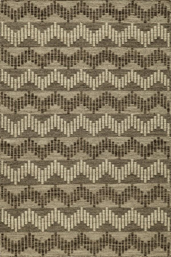Taupe Wool Handmade Rug   Dallas Rugs