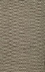 Taupe Wool Handmade Rug
