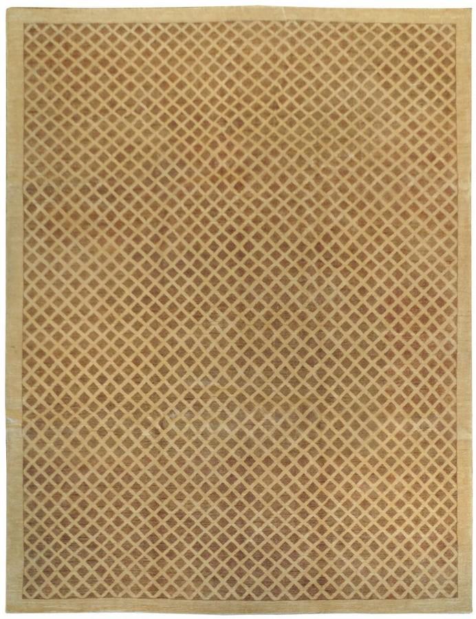 Beige/Cream Wool Rug   Dallas Rugs