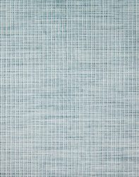 Aqua Wool/Cotton Rug | Dallas Rugs