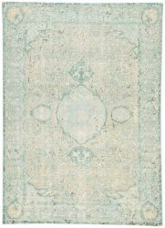 Pelican Aquatic Wool Rug | Dallas Rugs