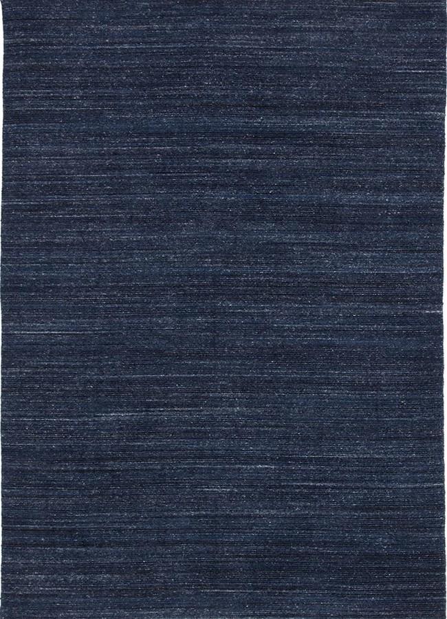 Blue Wing Sky Captain Wool Rug | Dallas Rugs