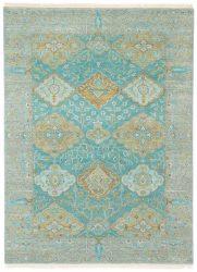 Green Miliey Wool Rug | Dallas Rugs